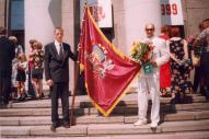 Выпускной в Академии спорта-1999г.