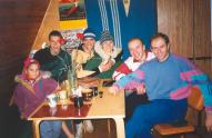 Так мы начинали работать в клубе - Братья Клементьевы(1995г.)Лиелупе.
