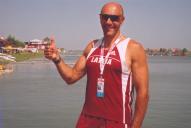 На этом канале в 1990 г..я выиграл Сегедскую регату С-1 1000м 3мин. 58 сек.(рек.сезона)