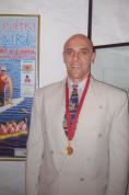 Чемпион СССР 1988г С-10 000м на каноэ..